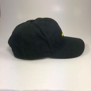 768bcf39f17 Nike Accessories - Nike Swoosh Snapback Golf Baseball Hat Cap Black
